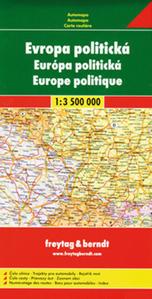 Obrázok Automapa Evropa politická 1:3 500 000