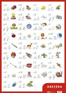 Obrázok Nástěnná tabule Abeceda