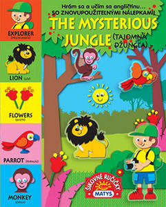 Obrázok The mysterious jungle Tajomná džungľa