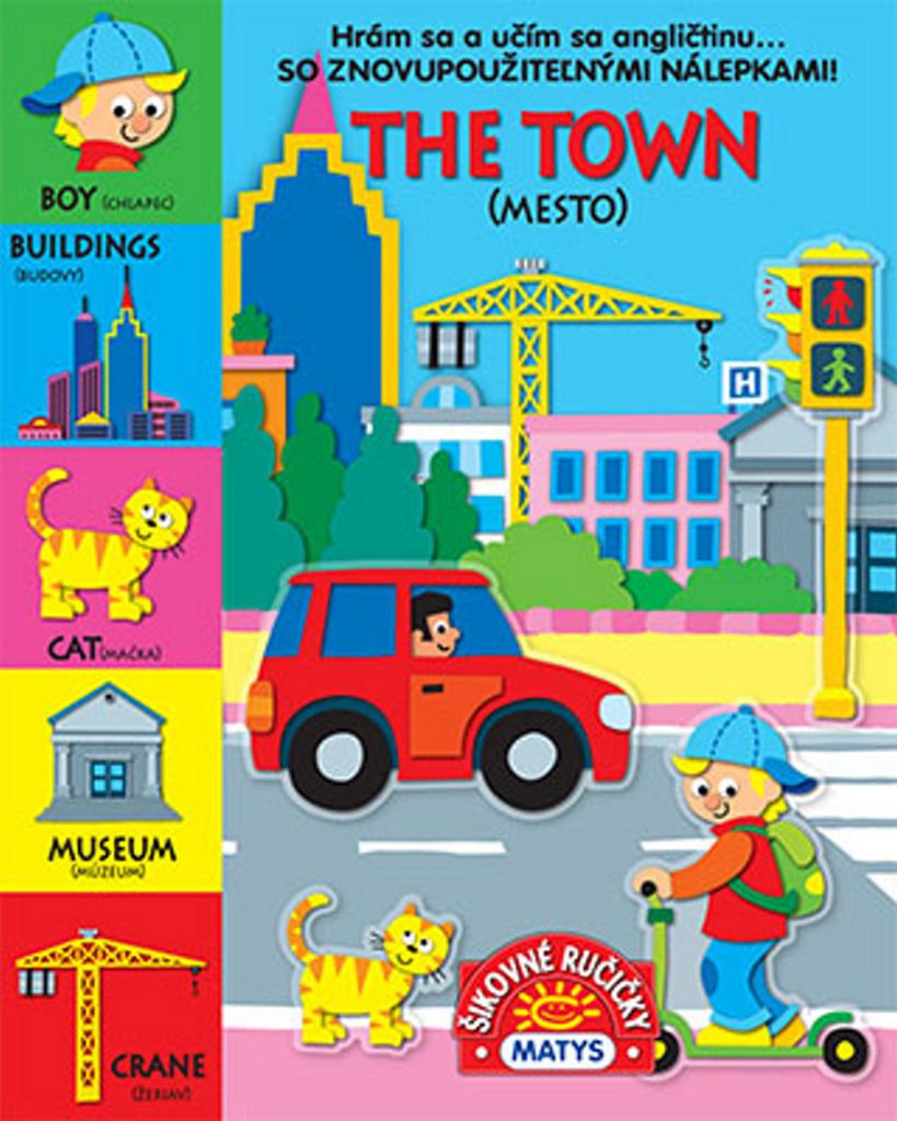The town Mesto