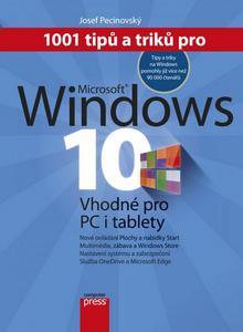 Obrázok 1001 tipů a triků pro Microsoft Windows 10