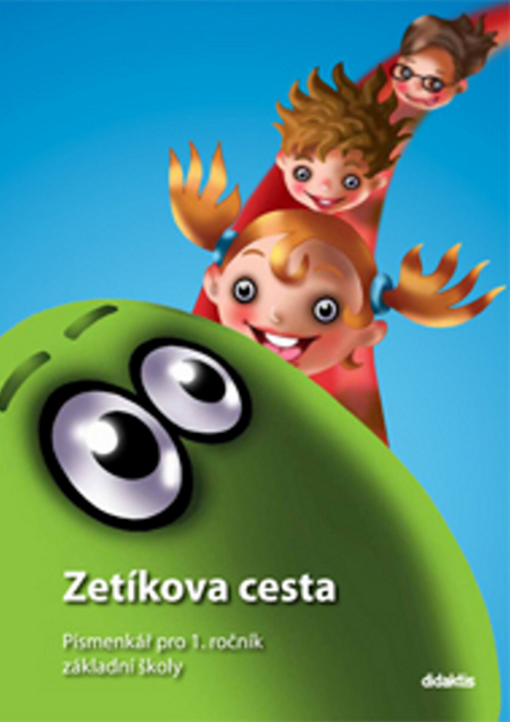 Zetíkova cesta Písmenkář pro 1. ročník základní školy - I. Březinová, Pavol Tarábek, P. Nejezchlebová, Mgr. Martina Kalovská
