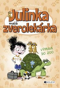 Obrázok Julinka malá zverolekárka Výprava do ZOO