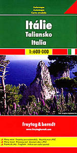 Obrázok Automapa Itálie 1 : 600 000