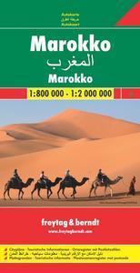 Obrázok Automapa Maroko 1:800 000
