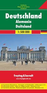 Obrázok Automapa Německo 1:500 000
