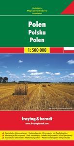 Obrázok Automapa Polsko 1:500 000