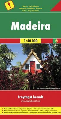 Automapa Madeira 1:40 000