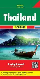 Obrázok Automapa Thajsko 1:900 000