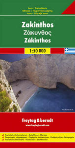 Obrázok Automapa Zakynthos 1:50 000