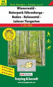 Obrázok 5011 Wienerwald 1:35 000