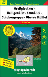 Obrázok 5181 Grossglockner Heiligenblut 1:35 000