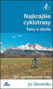 Obrázok Najkrajšie cyklotrasy – Tatry a okolie
