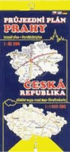 Obrázok Průjezdní plán Prahy + ČR
