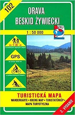 Obrázok VKÚ 102: Oravské Beskydy