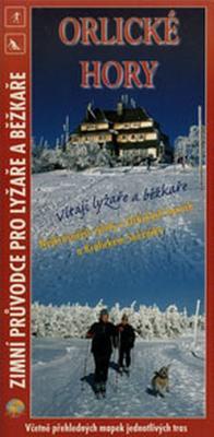 Obrázok Orlické hory Zimní průvodce pro lyžaře a běžkaře