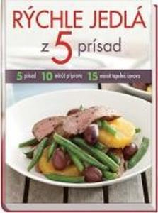 Obrázok Rýchle jedlá z 5 prísad