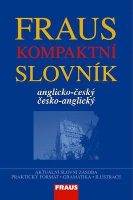 Obrázok Kompaktní slovník anglicko-český/česko-anglický