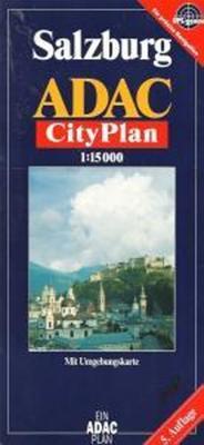 Obrázok Salzburg 1: 15 000