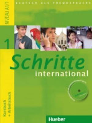 Obrázok Schritte International 1 KB+AB mit CD