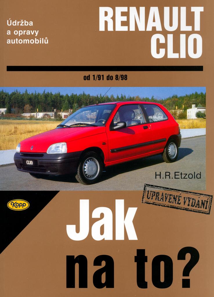 Renault Clio od 1/97 do 8/98 - Hans-Rüdiger Etzold