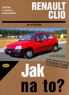 Obrázok Renault Clio od 1/97 do 8/98