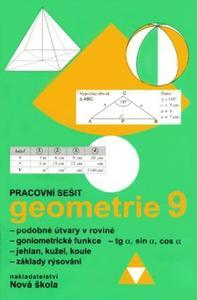 Obrázok Geometrie 9 Pracovní sešit