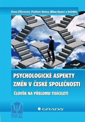 Obrázok Psychologické aspekty změn v české společnosti