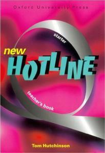 New hotline Starter Techer´s book
