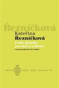 Obrázok České divadlo pro děti a s dětmi v první polovině 19. století