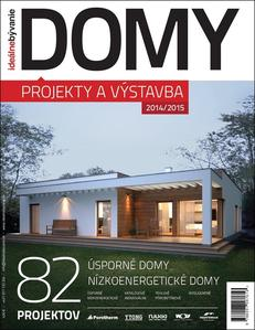 Obrázok Domy Projekty a výstavba 2014/2015