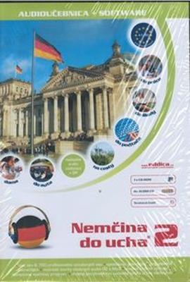 Obrázok Nemčina do ucha 2. diel