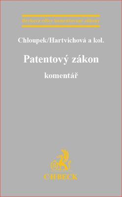 Obrázok Patentový zákon Komentář