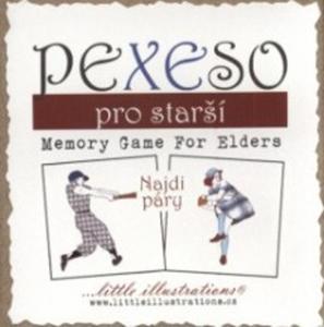 Obrázok Pexeso pro starší