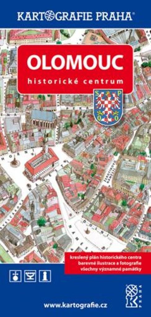 Olomouc Historické centrum