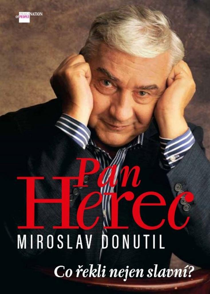 Imagination of people Pan Herec Miroslav Donutil - Petr Čermák