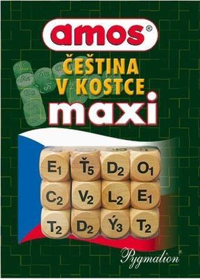 Obrázok Čeština v kostce Maxi