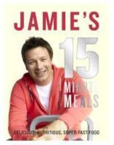 Obrázok Jamie's 15-minute Meals