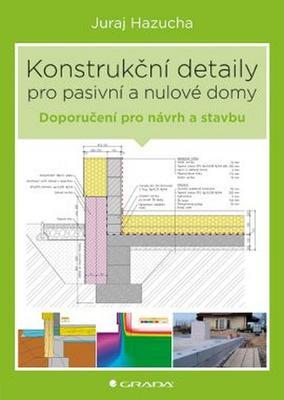 Obrázok Konstrukční detaily pro pasivní domy