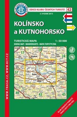 Obrázok KČT 42 Kolínsko a Kutnohorsko