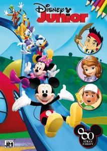 Obrázok Vymaľovanka Disney Junior