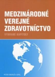 Obrázok Medzinárodné verejné zdravotníctvo