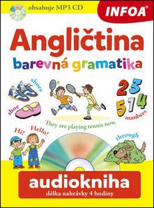 Obrázok Angličtina barevná gramatika + CD