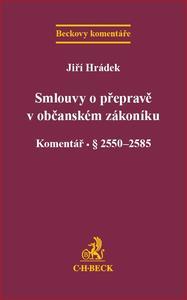 Obrázok Smlouvy o přepravě v občanském zákoníku