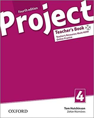 Obrázok Project Fourth Edition 4 Teacher´s Book with Online Practice Pack