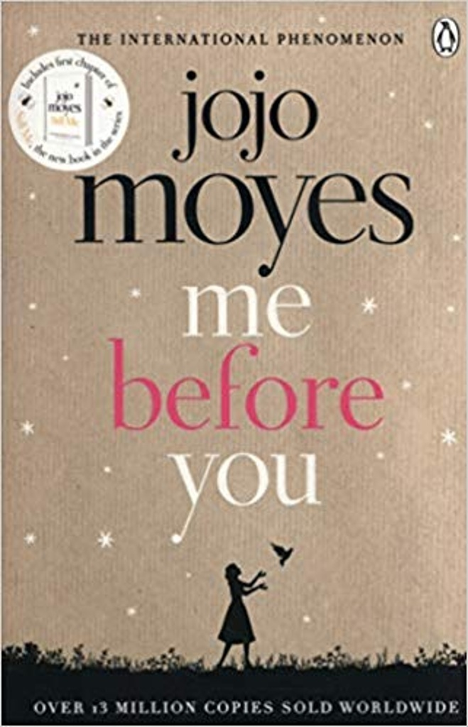 Me Before You - Jojo Moyes, Jojo Moyesová