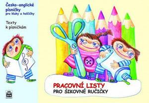 Obrázok Česko-anglické písničky pro kluky a holčičky