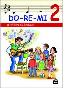 Obrázok DO-RE-MI 2 Zpěvník pro malé školáky