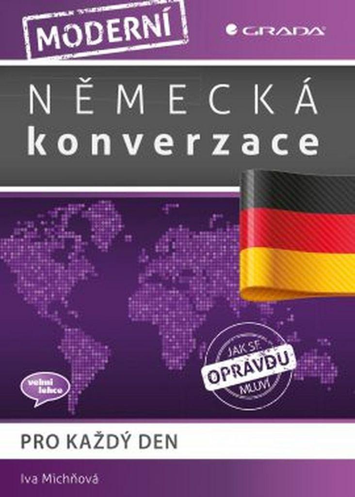 Německá konverzace - Iva Michňová