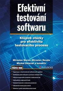 Obrázok Efektivní testování softwaru